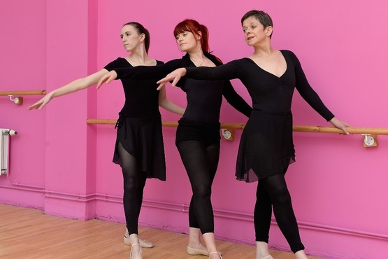 Ballet classes dublin adults