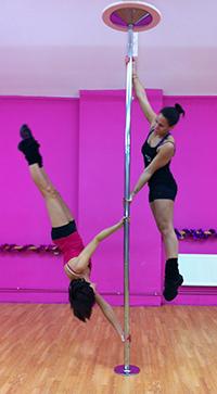 pole lessons