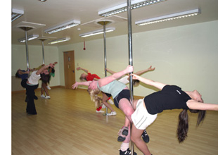 pole dancing parties